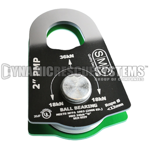Single Prusik Minding Pulley - NFPA, SMC - SMC - Dynamic Rescue - 2
