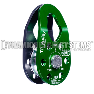 1.2 in. TR Single Pulley - SMC - SMC - Dynamic Rescue