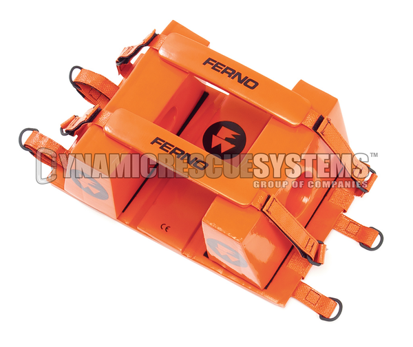 445 Universal Head Immobilizer, Orange - Ferno - Ferno - Dynamic Rescue