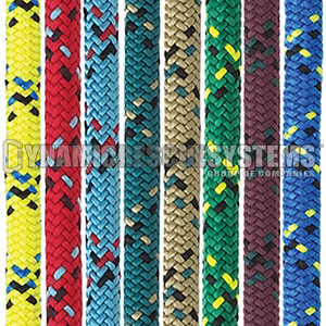 9 mm Prusik Cord - Nylon, New England - New England Rope - Dynamic Rescue