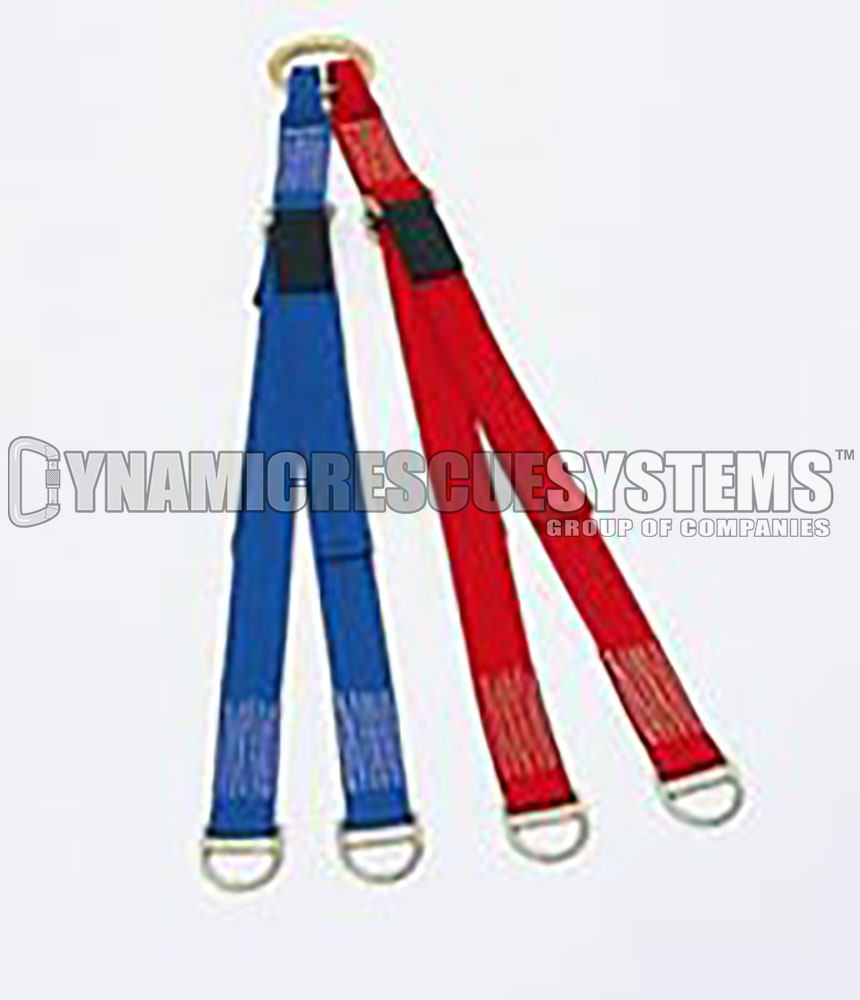 Horizontal Litter Bridle, Adjustable - Traverse Rescue - Traverse Rescue - Dynamic Rescue - 1