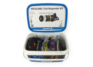 Wildland First Responder Half-Mask Respirator Kit [Sundstrom]