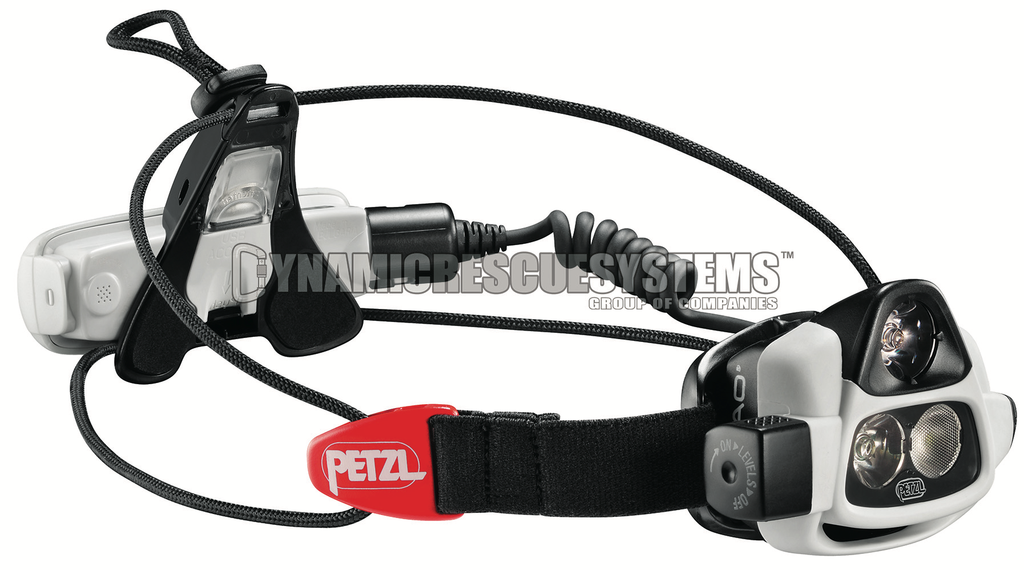 NAO Headlamp, Rechargeable w/ Reactive Lighting Technology - Petzl - Petzl - Dynamic Rescue