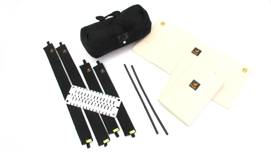 Pre-Packaged Edge Protection Kit - Dynamic Rescue - Dynamic Rescue Systems - Dynamic Rescue