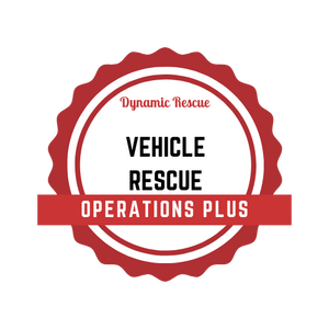 Vehicle Rescue - Technician (Common Vehicle)