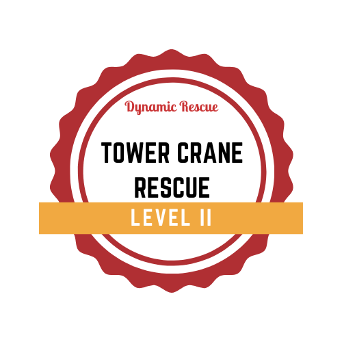 Industrial Tower Crane Rescue - Level II
