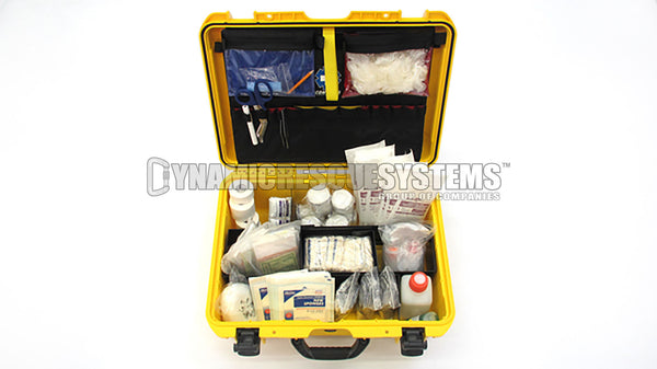 Pre-Packaged OFA2 First Aid Kit - Dynamic Rescue - Dynamic Rescue Systems - Dynamic Rescue