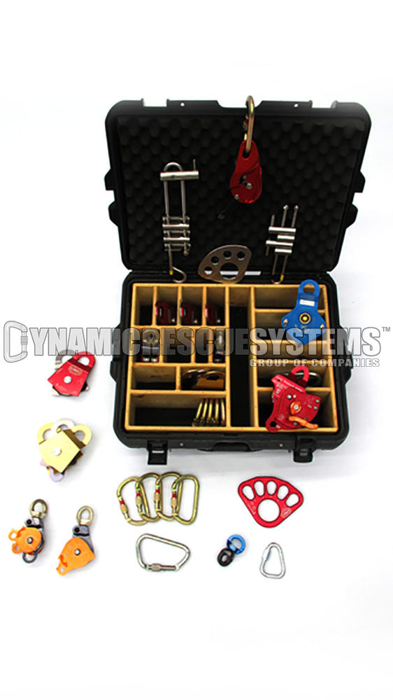 Pre-Packaged Hardware Kit - Dynamic Rescue - Dynamic Rescue Systems - Dynamic Rescue