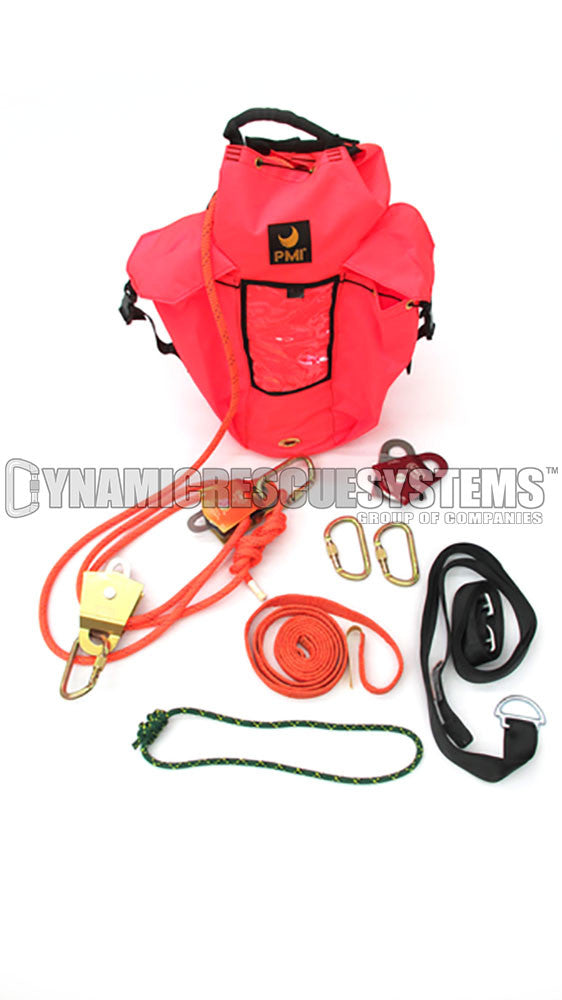 Pre-Packaged 4:1 MA Kit - Dynamic Rescue - Dynamic Rescue Systems - Dynamic Rescue