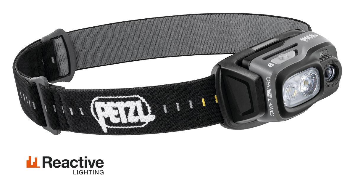 SWIFT RL Pro Rechargeable Headlamp - Petzl