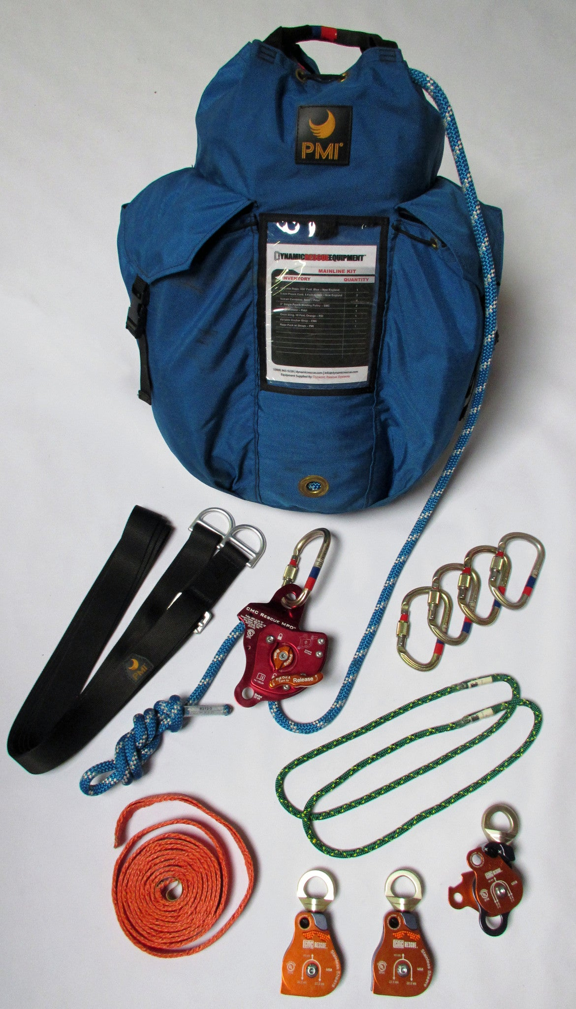 Pre-Packaged Mainline Kit for MPD - Dynamic Rescue - Dynamic Rescue Systems - Dynamic Rescue