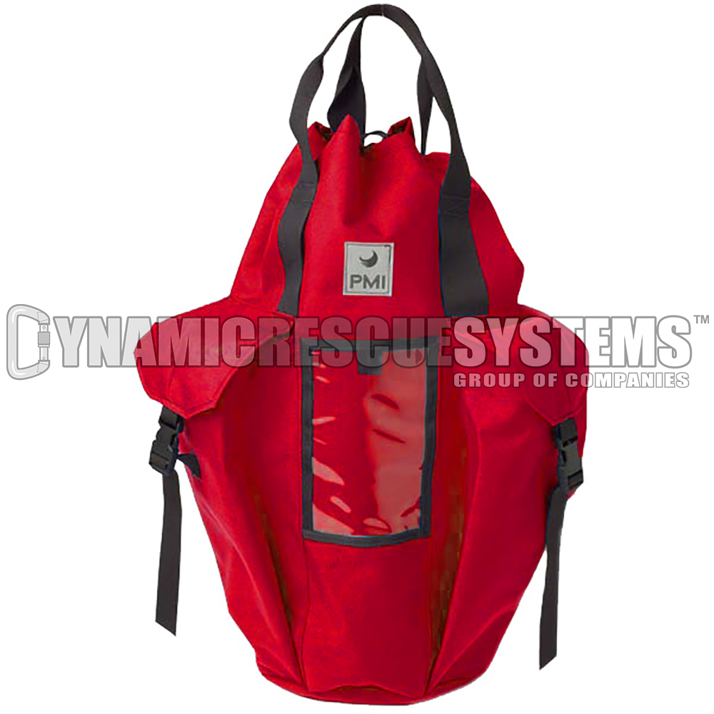Deluxe Rope Pack (w/ Pockets & Straps) - PMI - PMI - Dynamic Rescue - 1