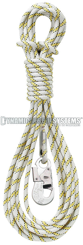 GRILLON MGO Replacement Lanyard - Petzl, 3 Meters - Petzl - Dynamic Rescue