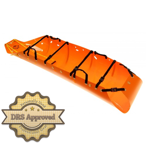 Basic SKED Stretcher System w/ Cobra Buckles - Orange, Skedco