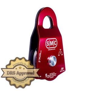 3 in. Single Prusik Minding Pulley - NFPA, SMC