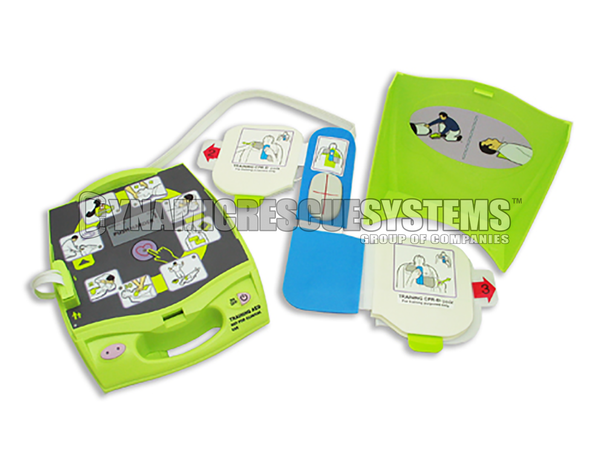 AED Plus Trainer2 Unit - Zoll - Zoll - Dynamic Rescue