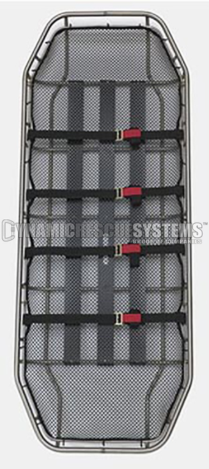 Titan Basket Stretcher, w/ Strat Load - Traverse Rescue - Traverse Rescue - Dynamic Rescue