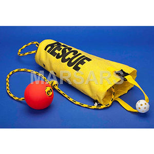 Second Chance Rescue Throw Bag w/Light [MARSARS]
