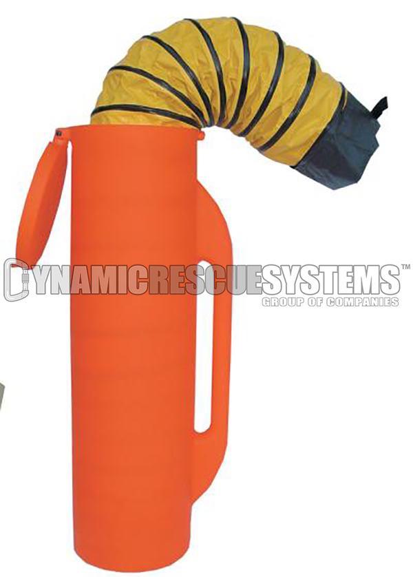 Duct Carrier, Hold up to 50 Feet - Air Systems - Air Systems International - Dynamic Rescue