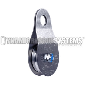 Single Stainless Steel Pulley - NFPA, SMC/RA - SMC - Dynamic Rescue - 1