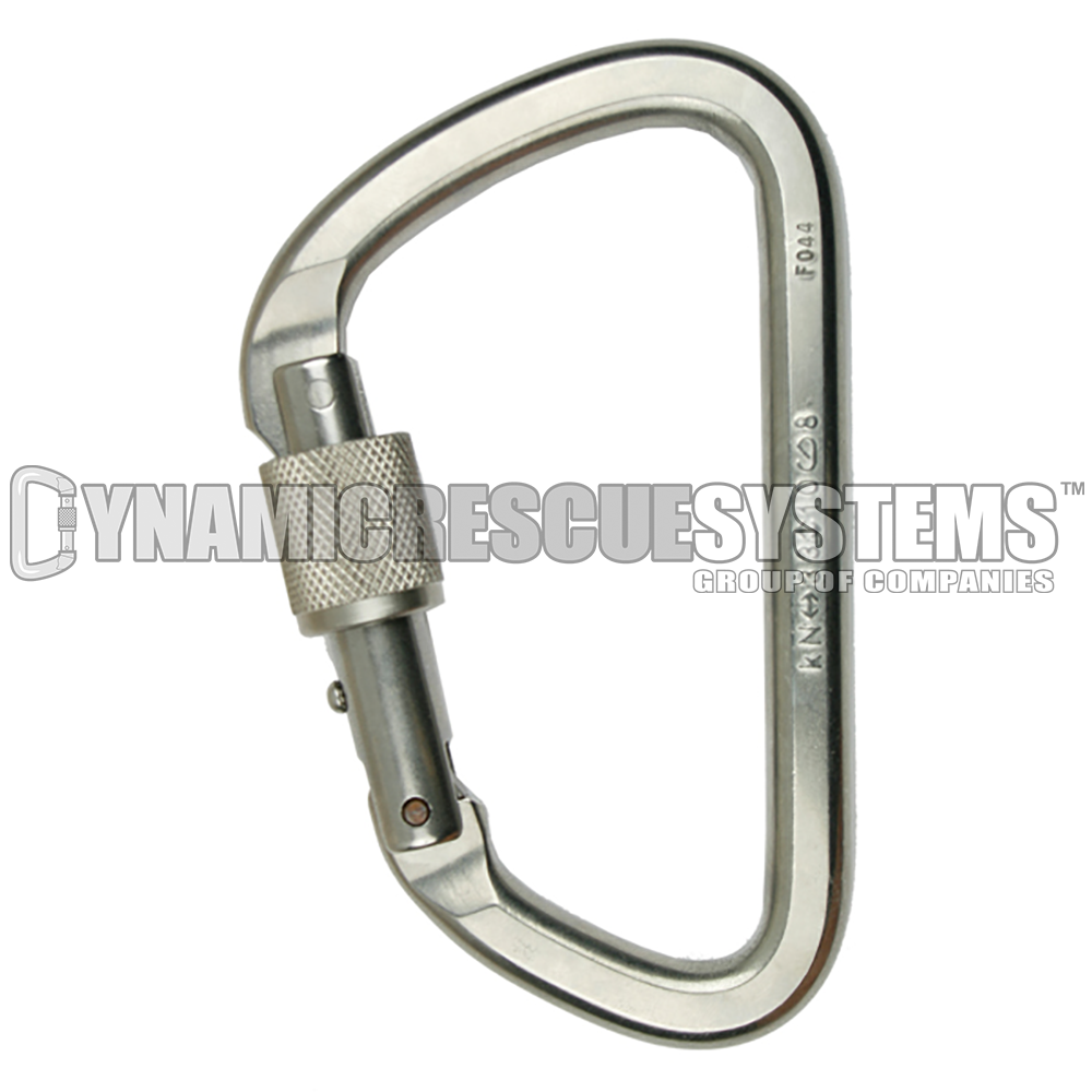 Lite Steel Carabiner - SMC - SMC - Dynamic Rescue - 1