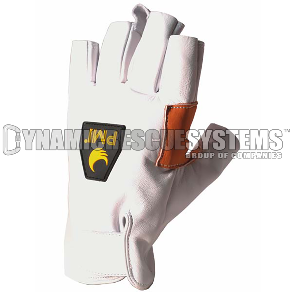 Fingerless Belay Gloves - PMI - PMI - Dynamic Rescue