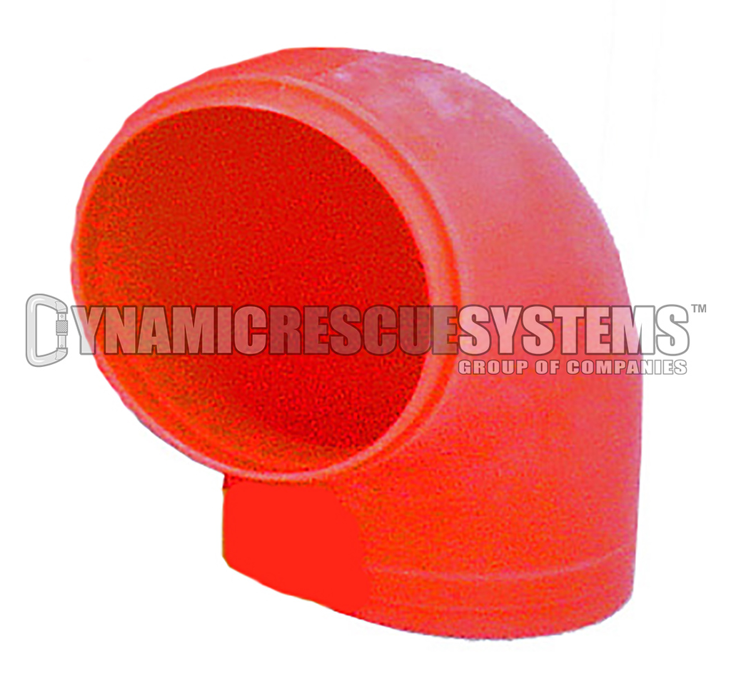 AC Axial Fan w/ Ducting and Canister - Air Systems