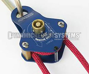 540 Rescue Belay - NFPA, Traverse Rescue - Traverse Rescue - Dynamic Rescue - 1