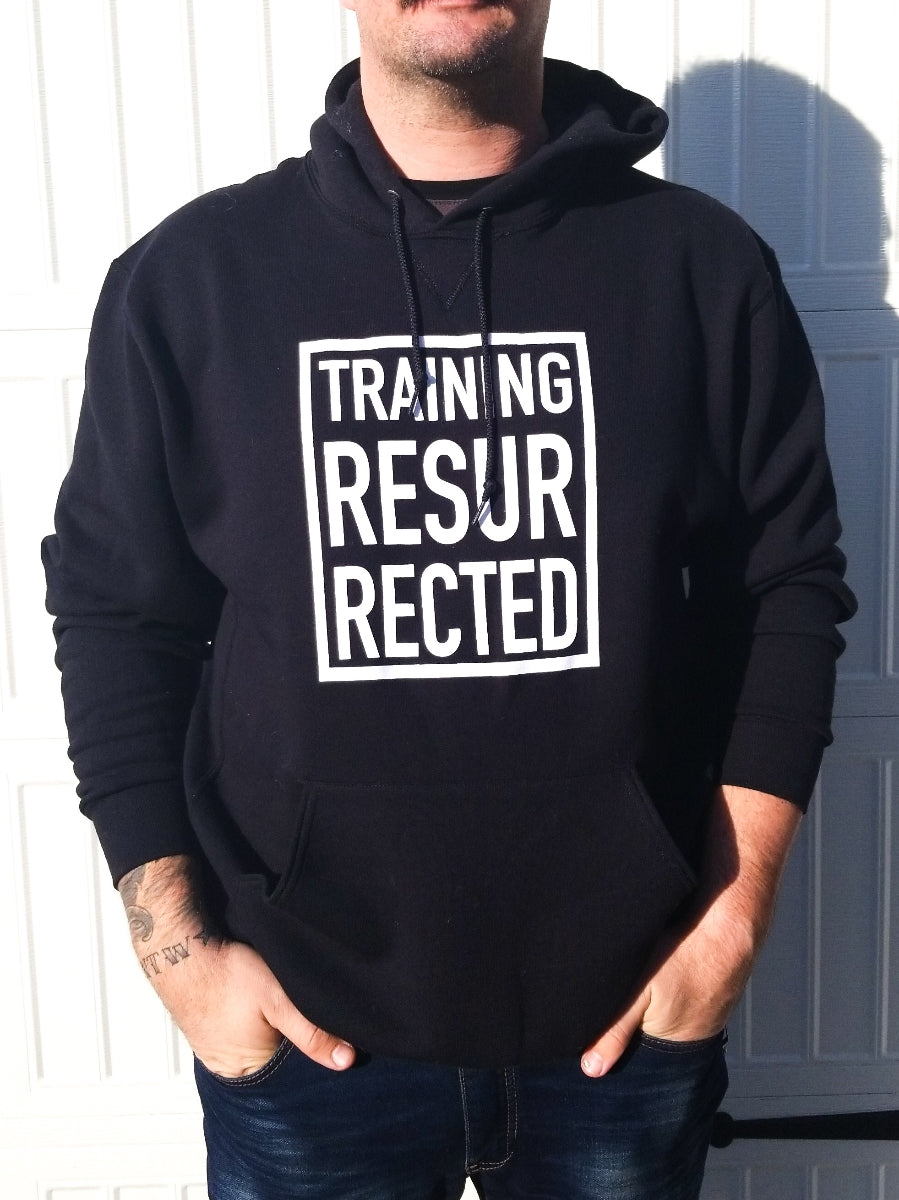 Dri-Power Fleece Hoodie - Training Resurrected