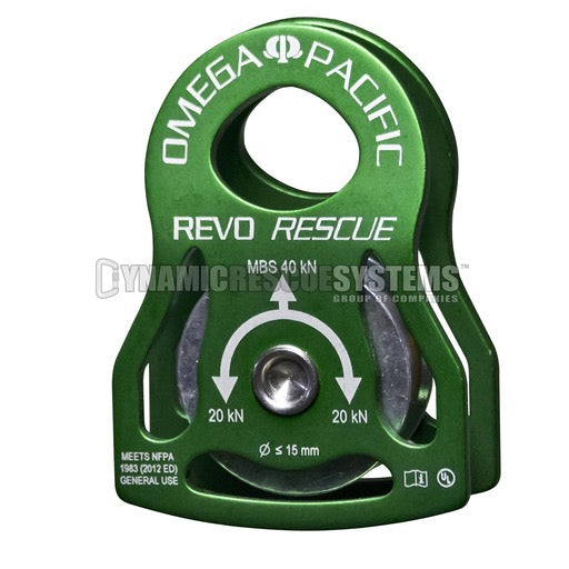 Revo Pro Pulley, NFPA [Omega]