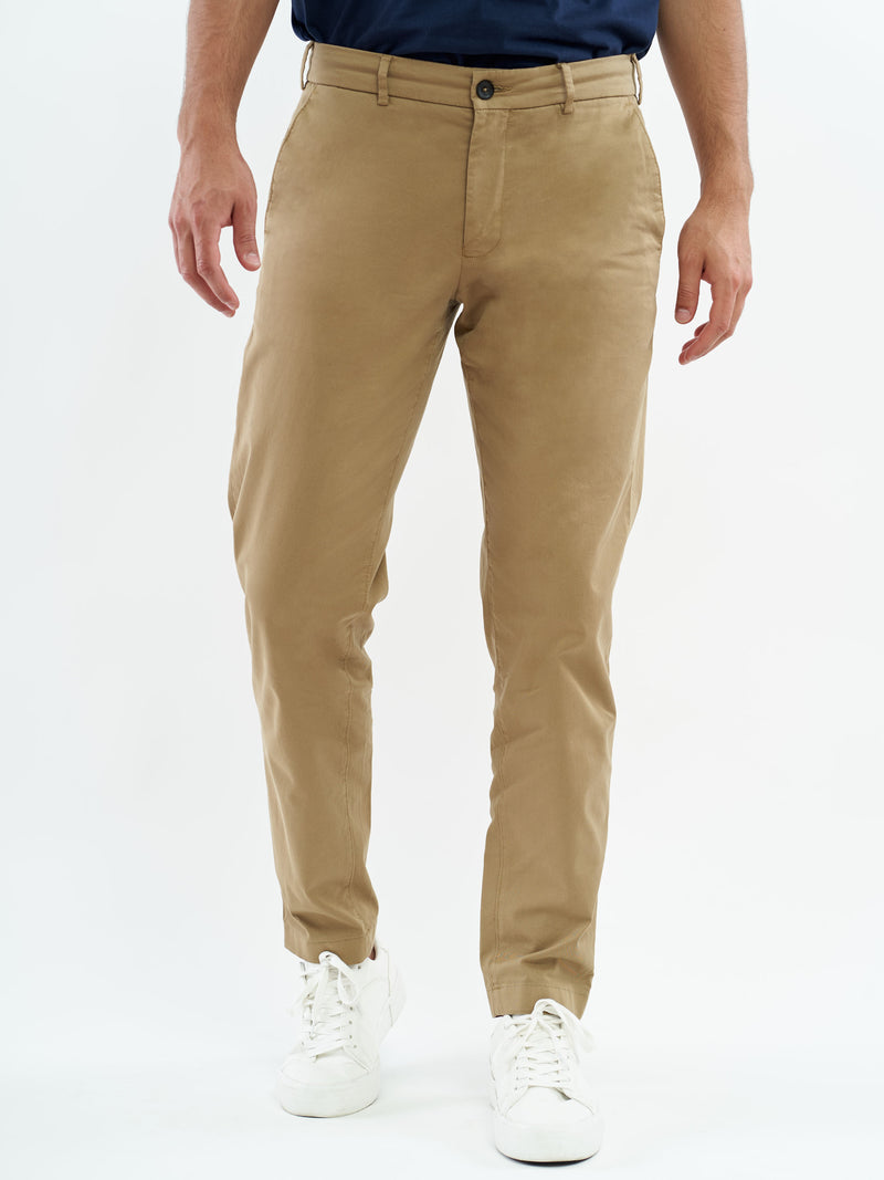 Le Pantalon Chino | Tissu ultra confort
