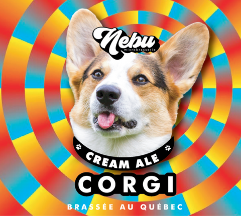 Corgi - Cream Ale - 4.5% - 473ml