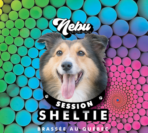 Sheltie - Session Ale - 3.9% - 473ml