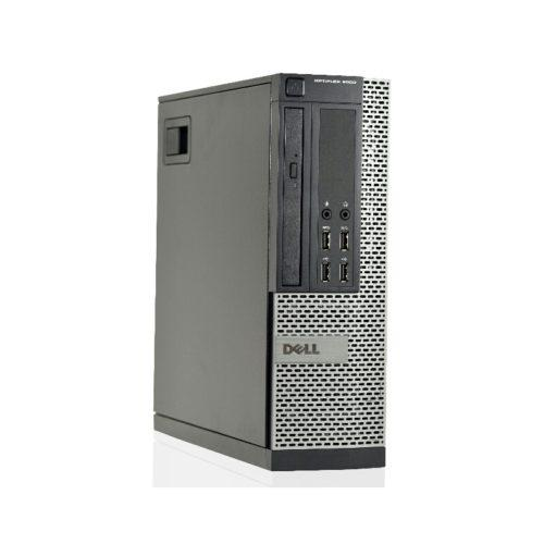 Dell OptiPlex 9020 SFF  i5-4570 3.2GHz, 16GB RAM, 500GB HDD, Win 10 Pro, (Refurbished Desktop) - Discount Laptops Desktops Computers Tablets