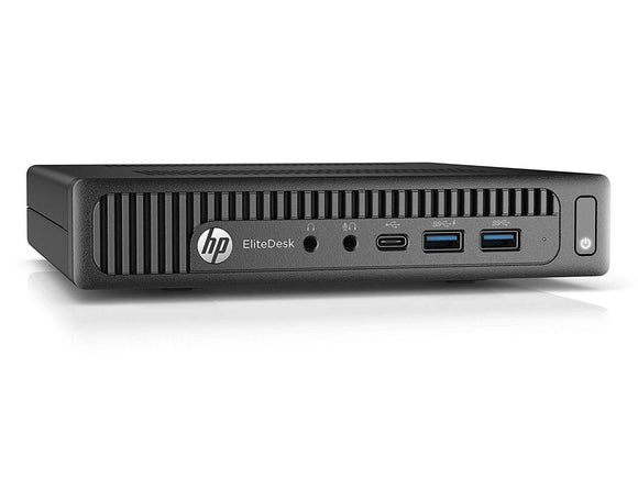 HP Elitedesk 800 G2 Mini PC i5-6500T 2.5Ghz 8GB 256SSD