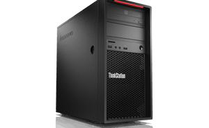 Lenovo ThinkStation P300 Tower Core i5-4570 3.2GHz 8GB 500GB HDD, DVDRW, WIN10 PRO - Discount Laptops Desktops Computers Tablets