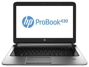 HP ProBook 430 G1 13.3-inch Core i5 4200U 1.6 GHz 8GB RAM 128SSD HDD (Refurbished Laptop) - Discount Laptops Desktops Computers Tablets