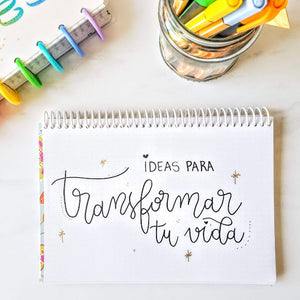 Ideas para transformar tu vida 💫