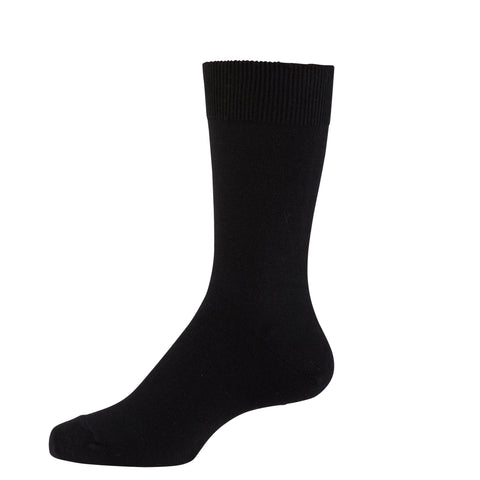 WOMENS PLAIN POSSUM SOCK