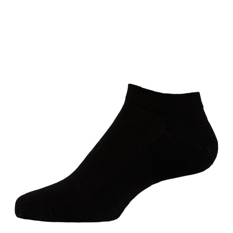 WOMENS PLAIN ANKLE SOCK
