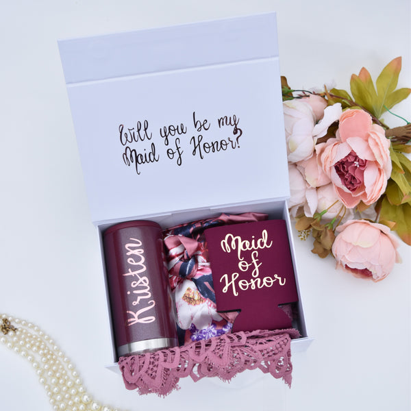Bridesmaid Proposal Box Set