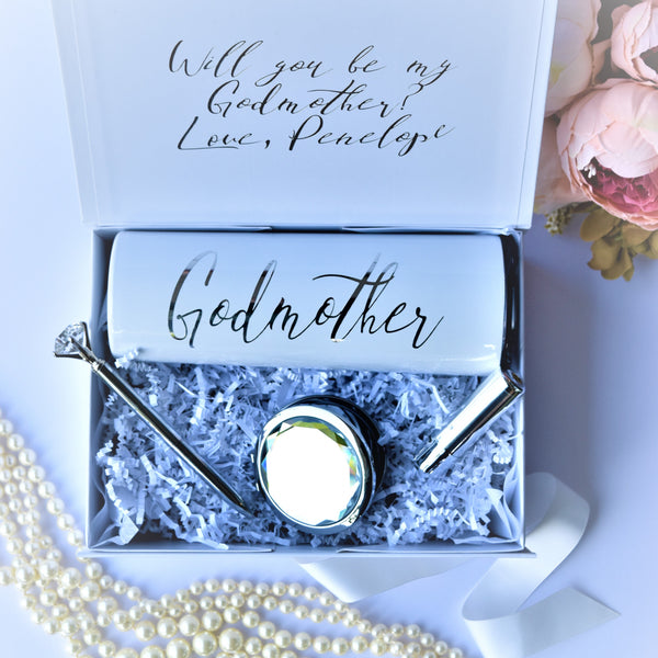 Godmother Proposal Box & Gifts