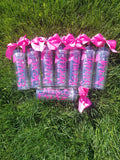 Set of 9 Custom Bridesmaid Tumblers