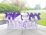 Set of 10 Custom Bridesmaid Tumblers