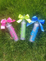 Set of 6 Custom Bridesmaid Tumblers
