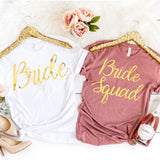 Personalized Bridesmaid Proposal Gift Set with T-shirt