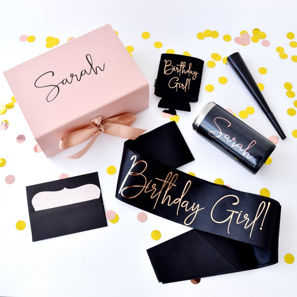 Birthday Girl Gift Box Set
