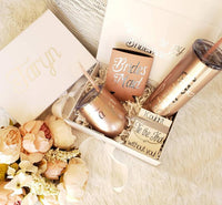 Rose Gold Bridesmaid Proposal Set