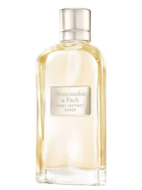Abercrombie & Fitch First Instinct Sheer Eau de parfum 50 ml