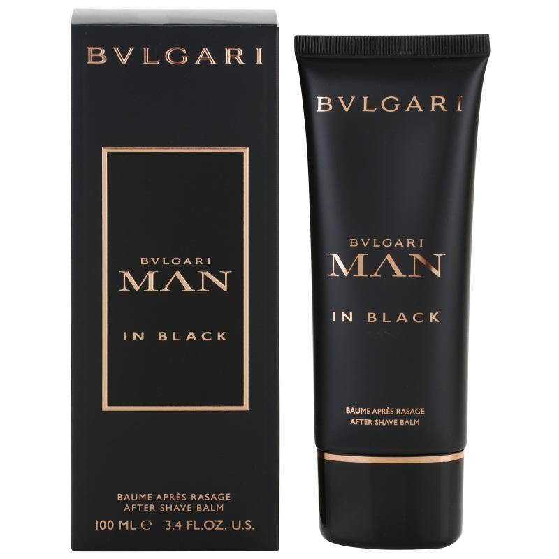 Bvlgari Man in Black Aftershave Balm 100 ml